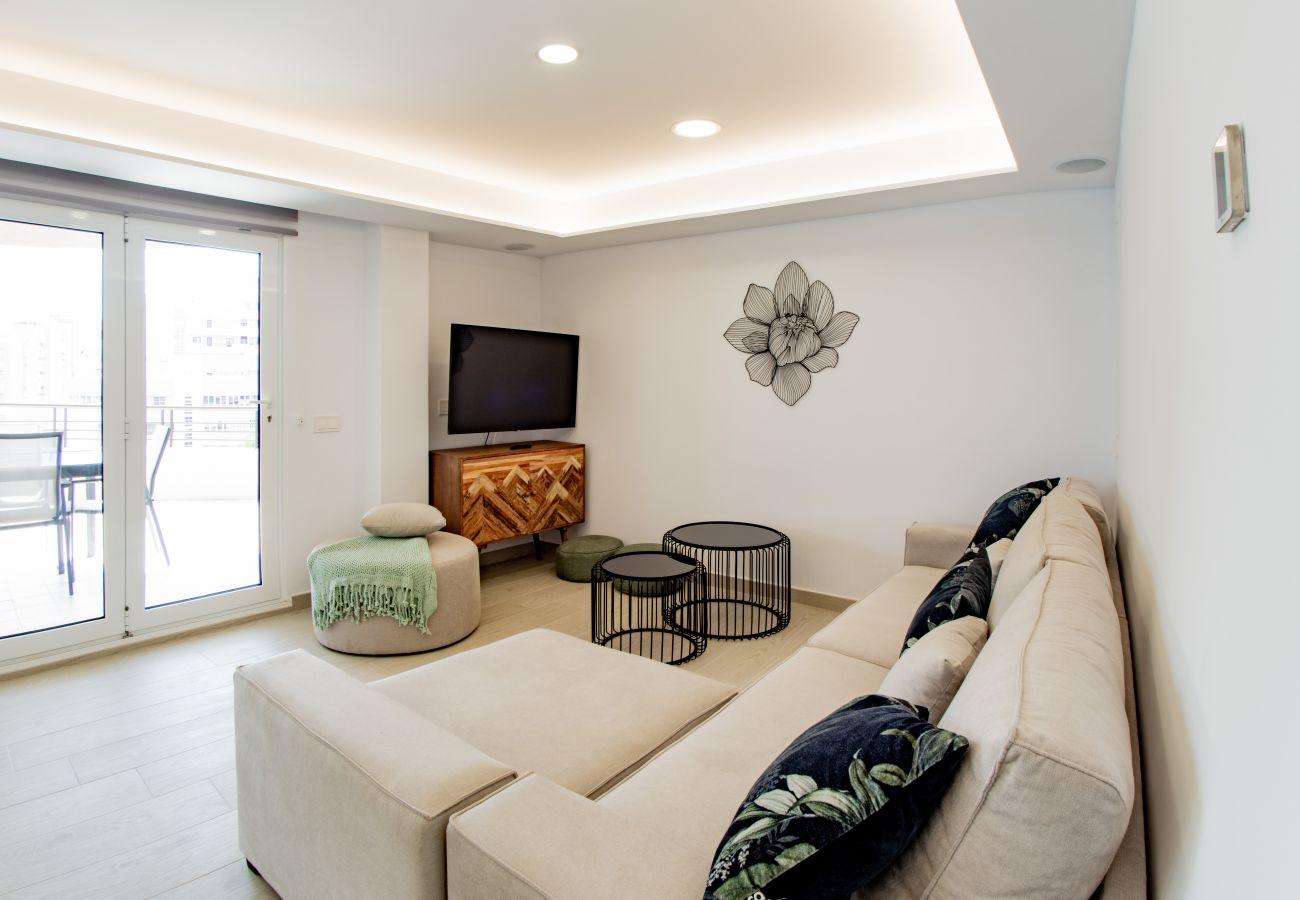 Apartamento en Calpe - PARAISOMAR - 28CD