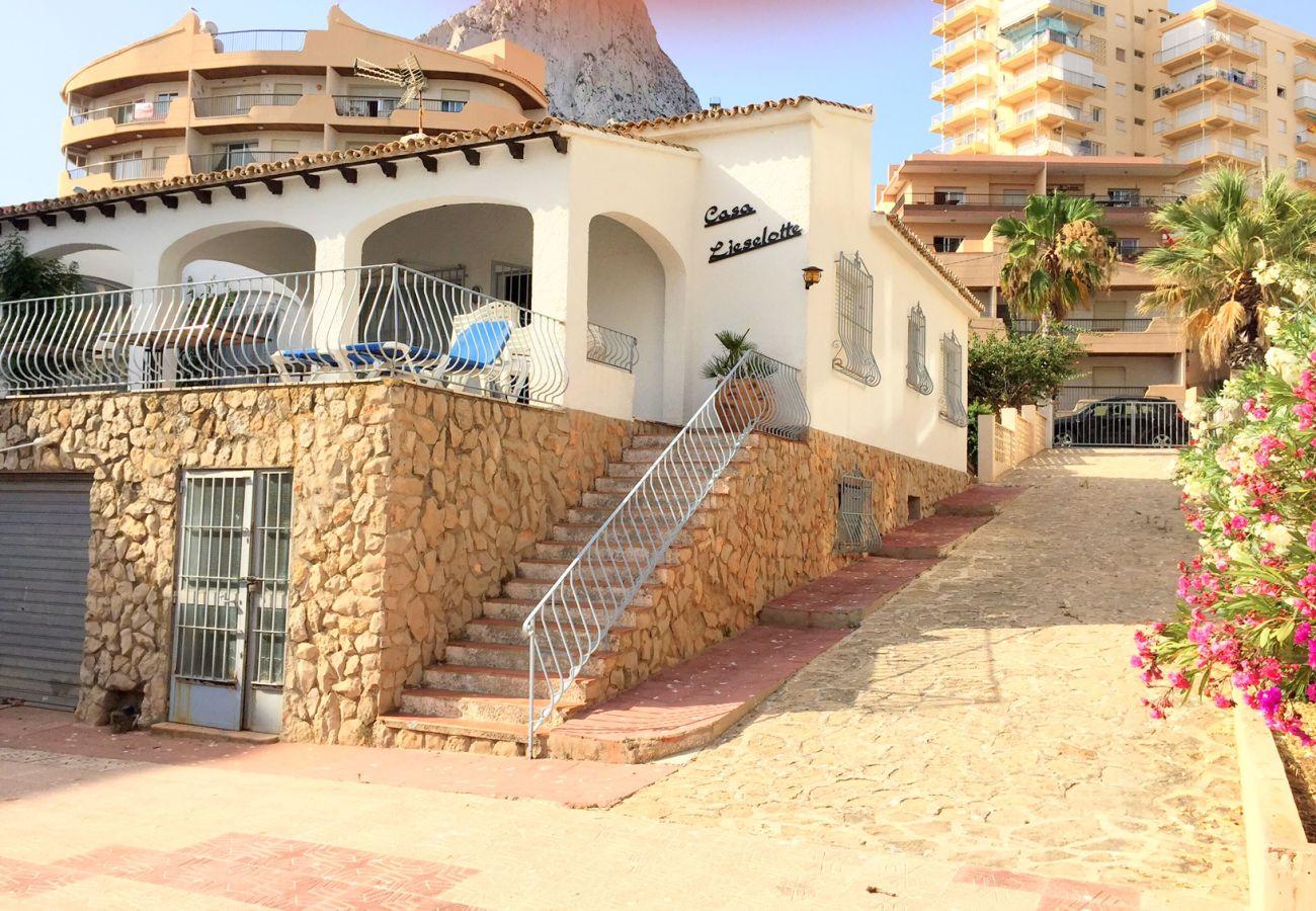 Villa en Calpe - LIESELOTTE