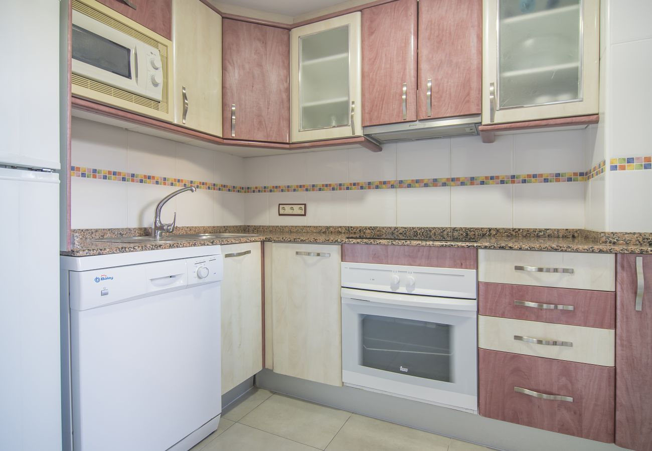 Apartamento en Calpe - PARAISOMAR - *21A