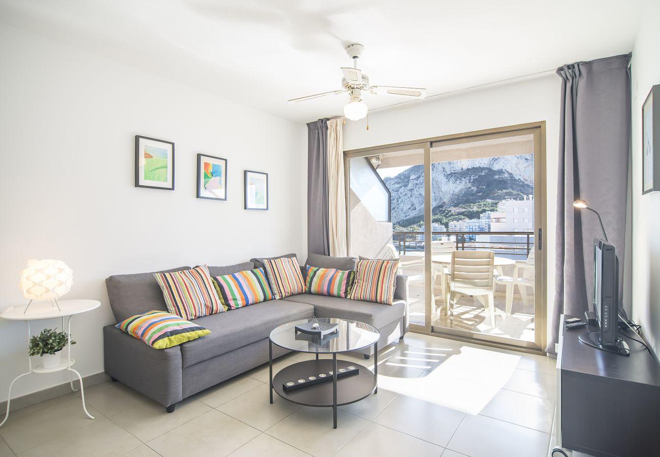 Apartamento en Calpe - PARAISOMAR - 410D