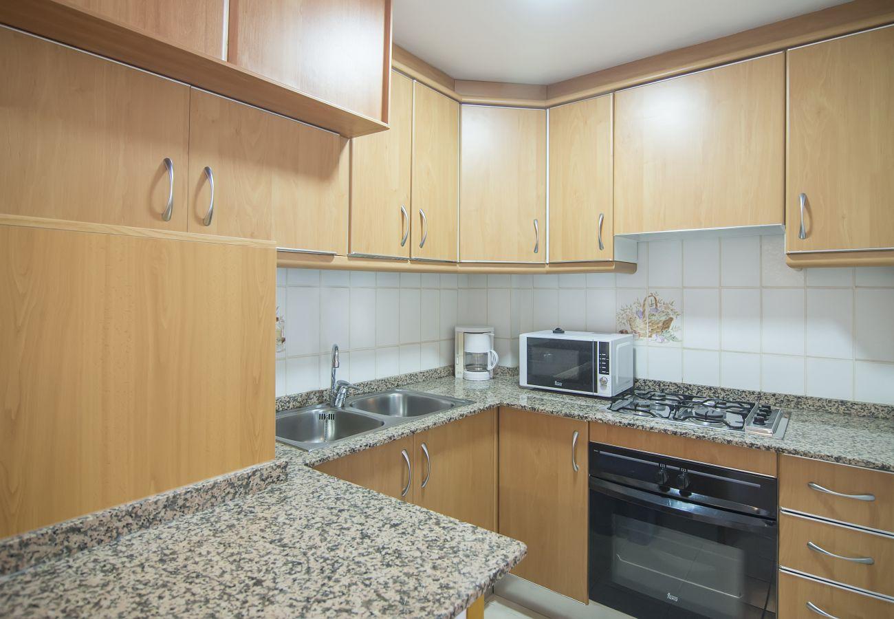 Apartamento en Calpe - PARAISOMAR - *53C