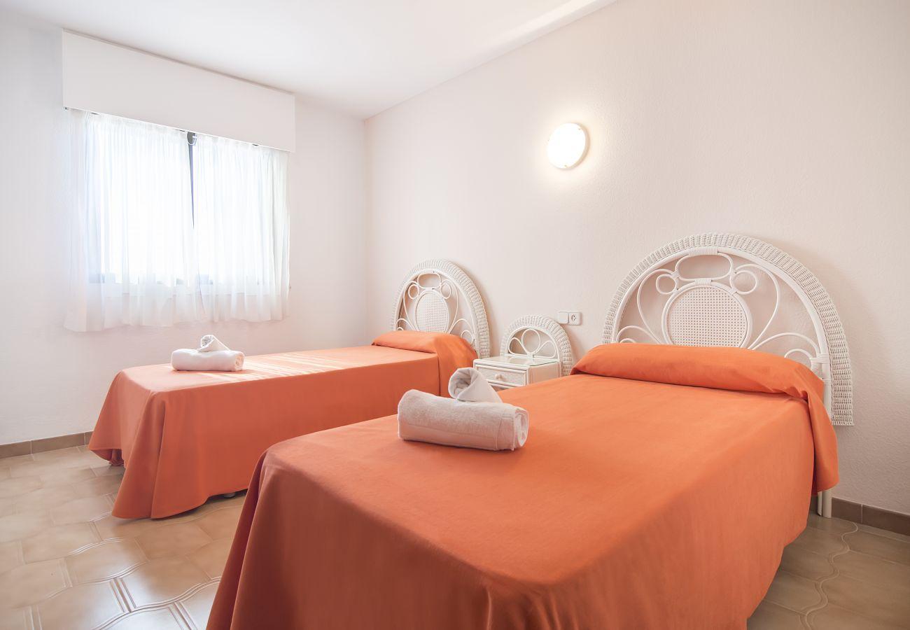 Apartamento en Calpe - PARAISOMAR - 13C