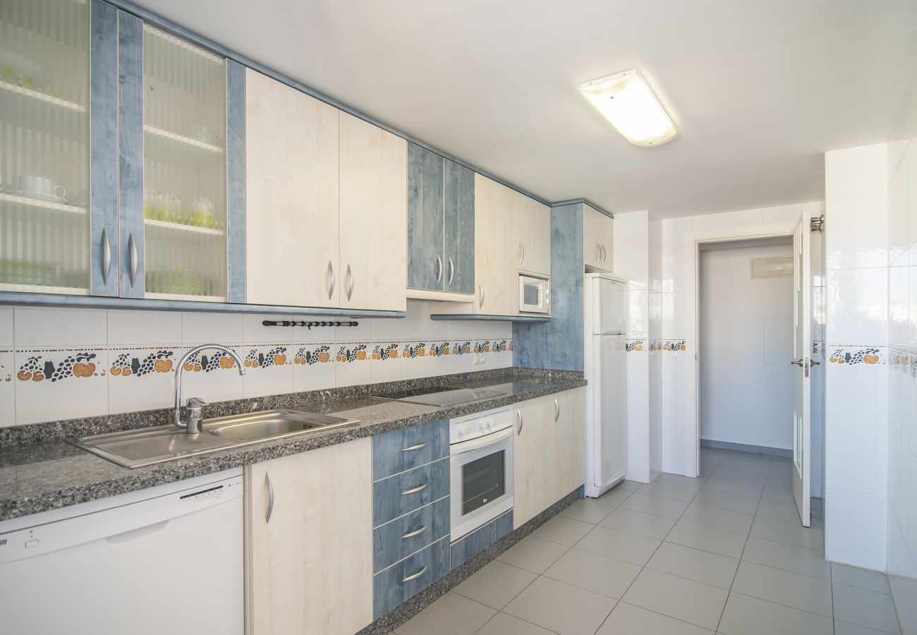 Apartamento en Calpe - HIPOCAMPOS - 310A