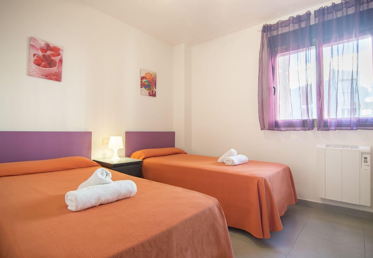 Apartamento en Calpe - PARAISOMAR - 25C
