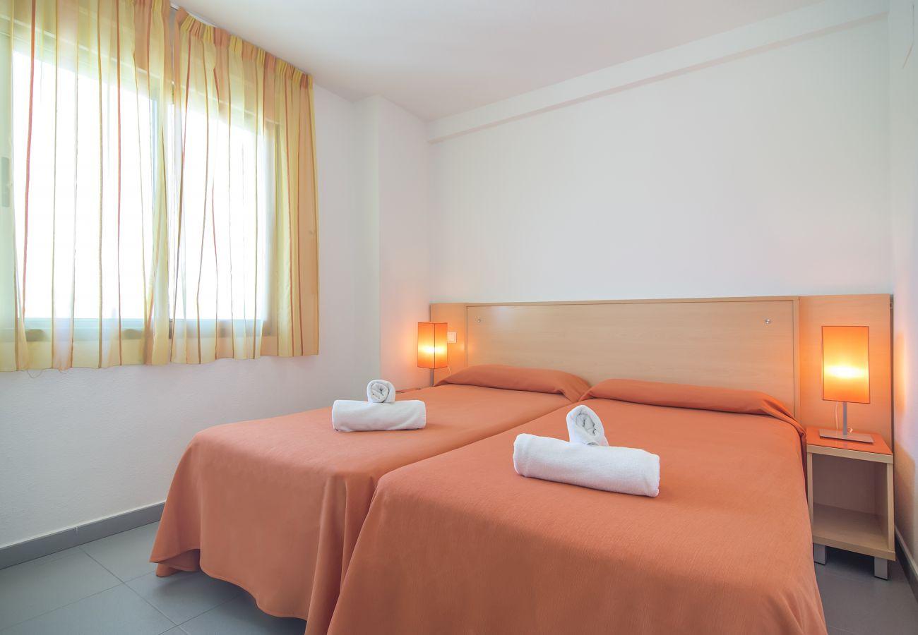 Apartamento en Calpe - HIPOCAMPOS - 44C