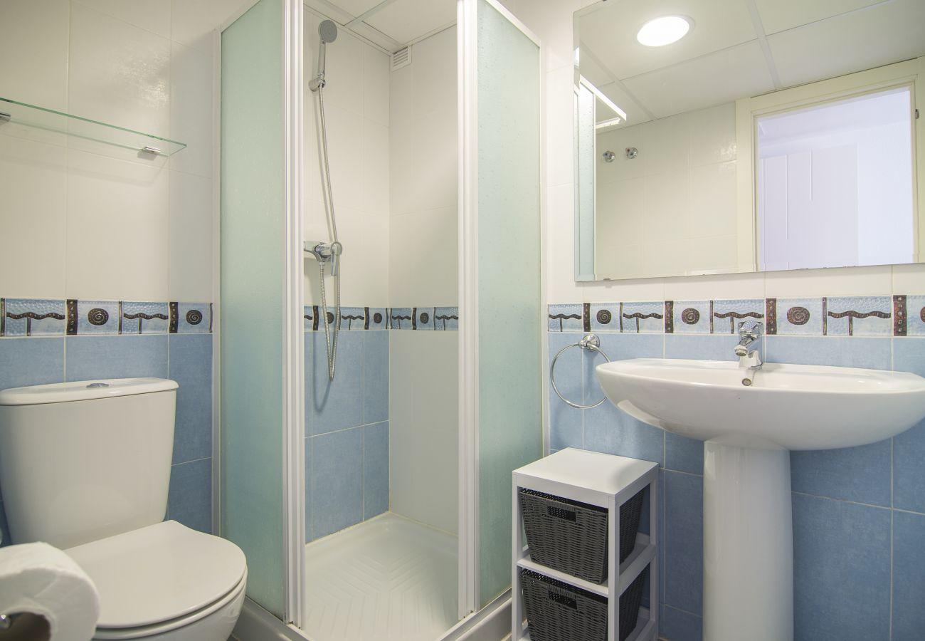 Apartamento en Calpe - HIPOCAMPOS - 15B