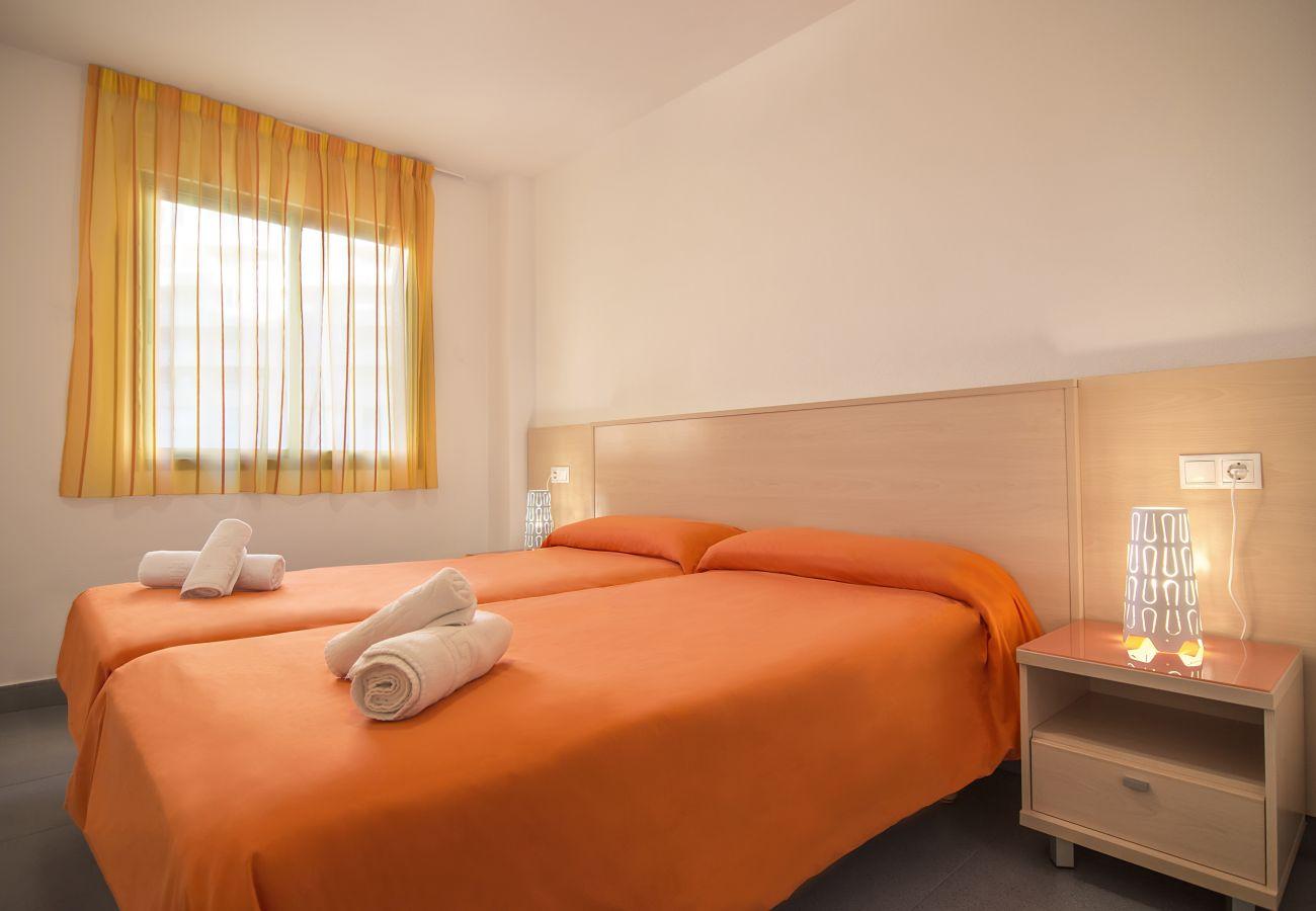 Apartamento en Calpe - HIPOCAMPOS - 26C