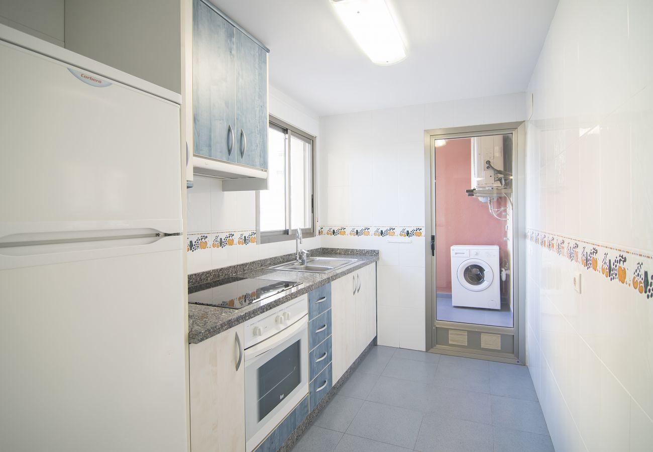 Apartamento en Calpe - HIPOCAMPOS - 28C
