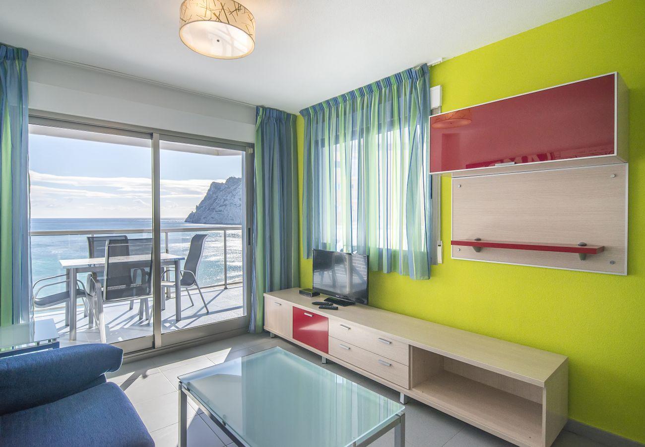 Apartamento en Calpe - HIPOCAMPOS - 25B
