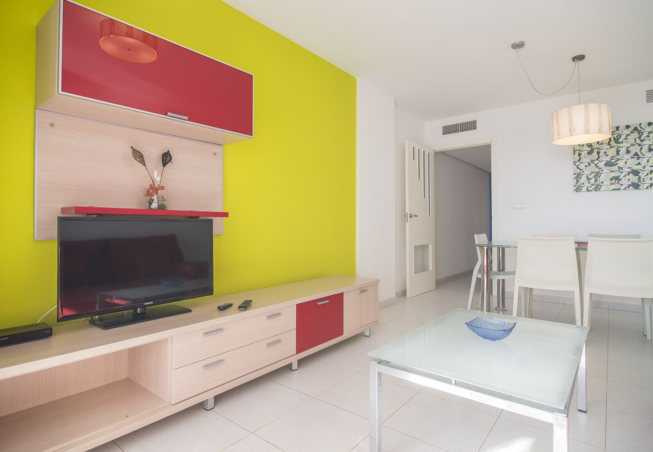 Apartamento en Calpe - HIPOCAMPOS - 22A