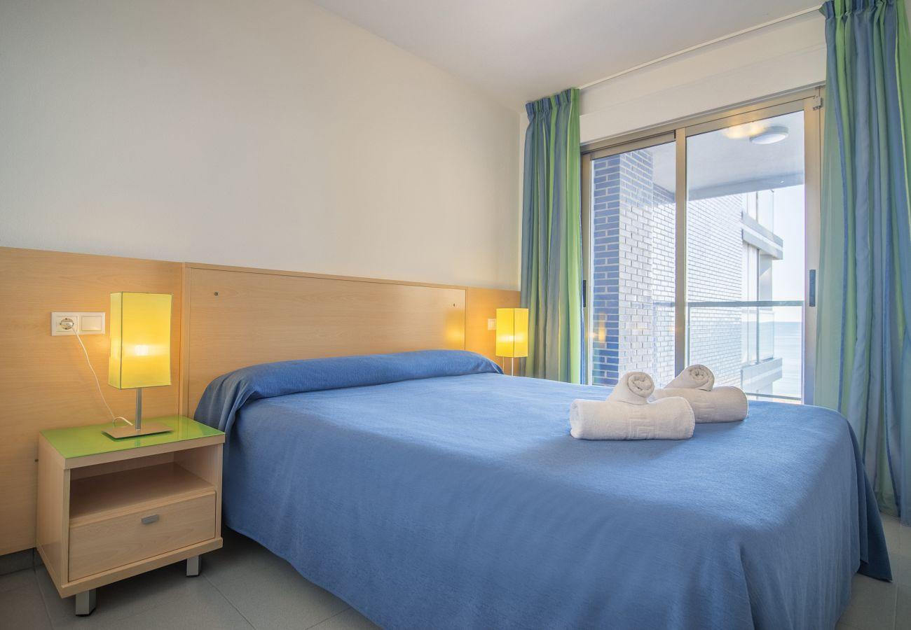 Apartamento en Calpe - HIPOCAMPOS - 36A