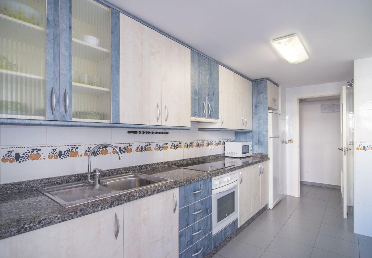 Apartamento en Calpe - HIPOCAMPOS - 38A