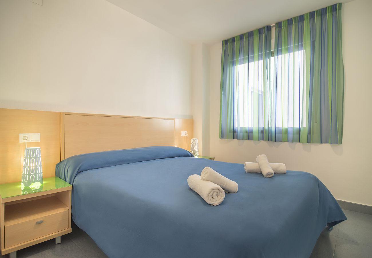 Apartamento en Calpe - HIPOCAMPOS - 210C