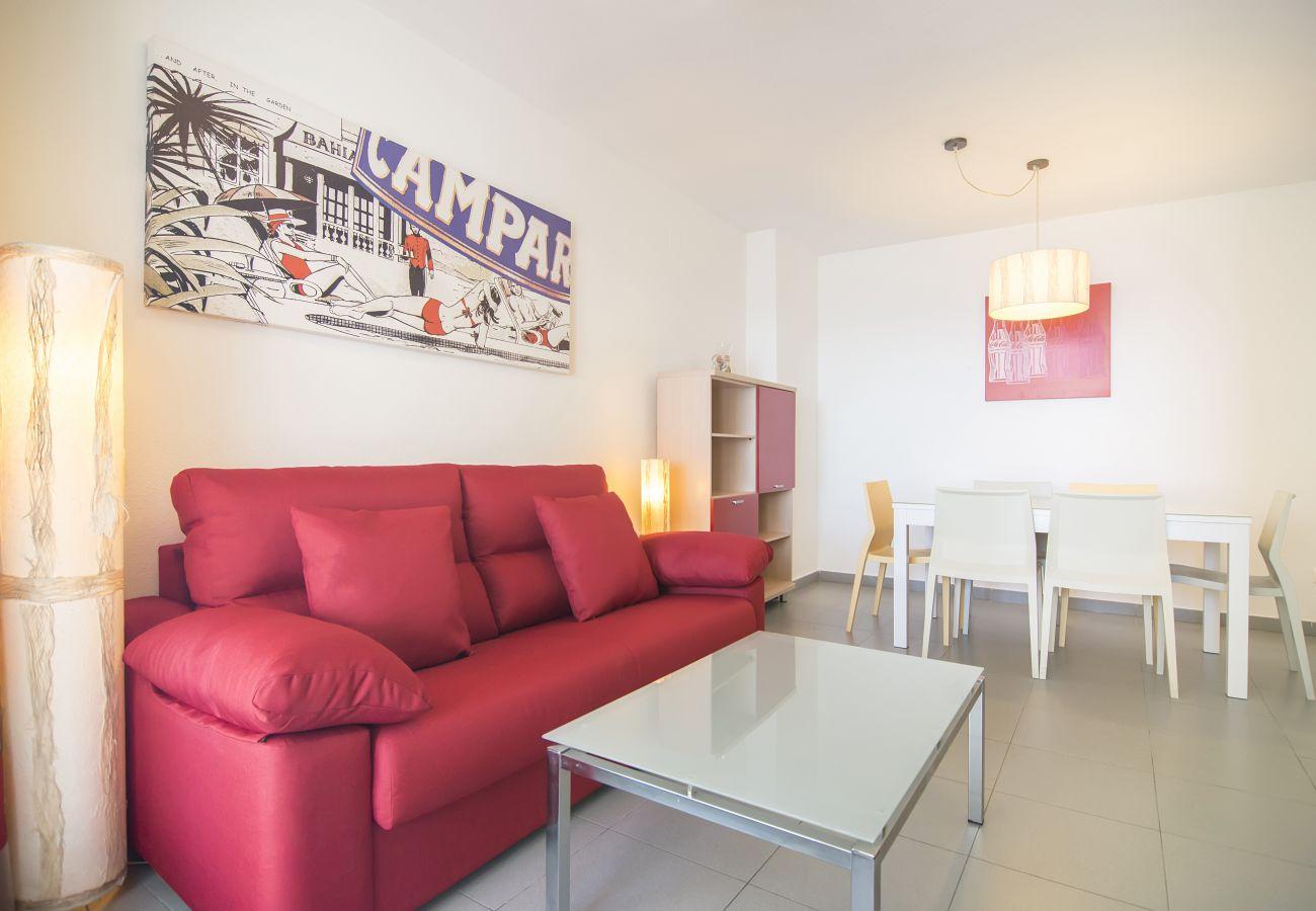 Apartamento en Calpe - HIPOCAMPOS - 35C