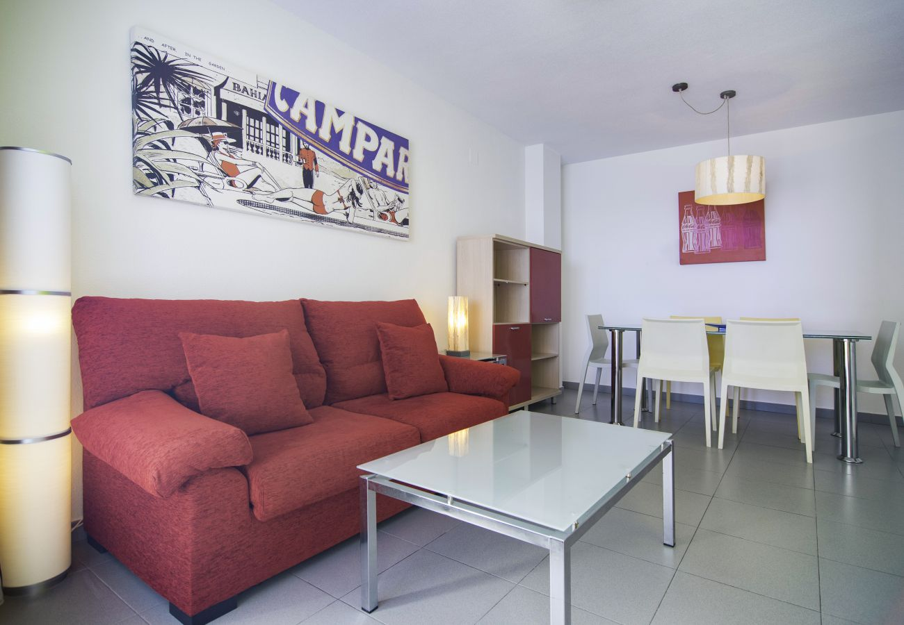 Apartamento en Calpe - HIPOCAMPOS - 37C