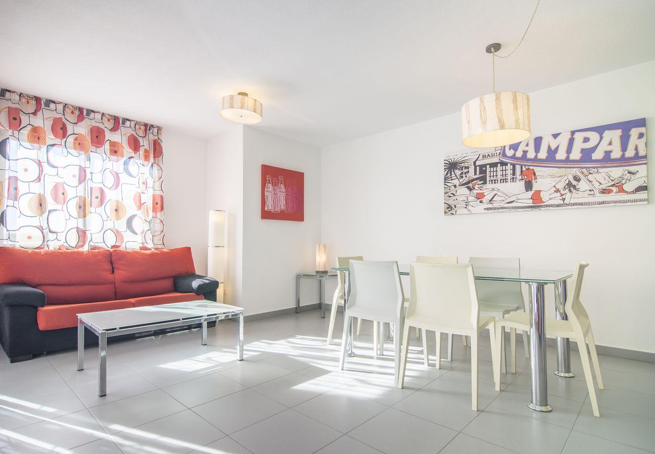 Apartamento en Calpe - HIPOCAMPOS - 42C