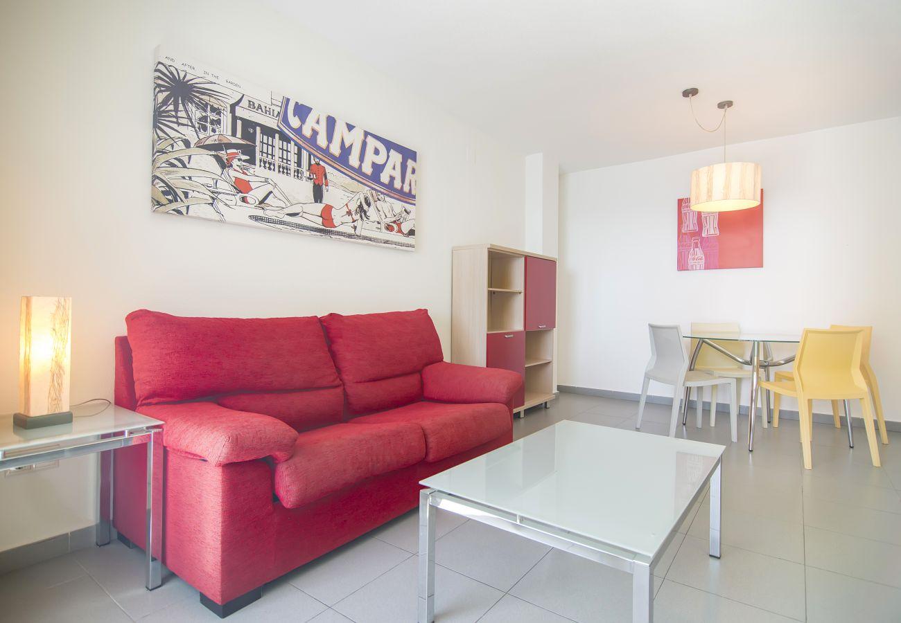 Apartamento en Calpe - HIPOCAMPOS - 39C