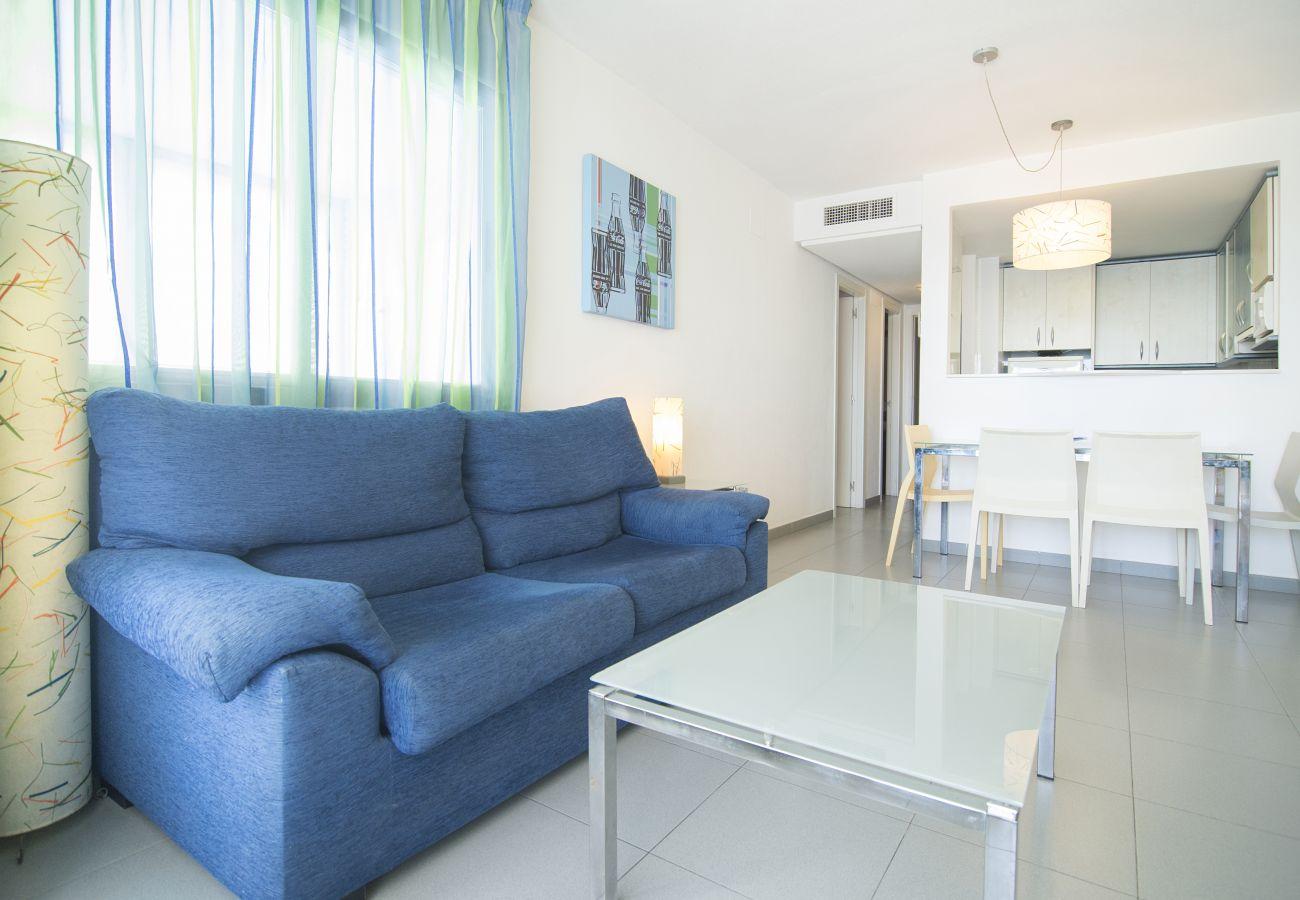 Apartamento en Calpe - HIPOCAMPOS - 33B