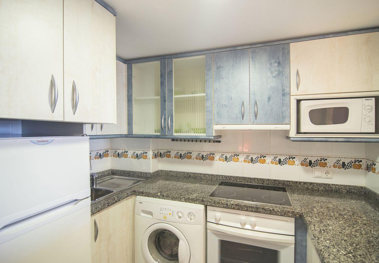 Apartamento en Calpe - HIPOCAMPOS - 38B