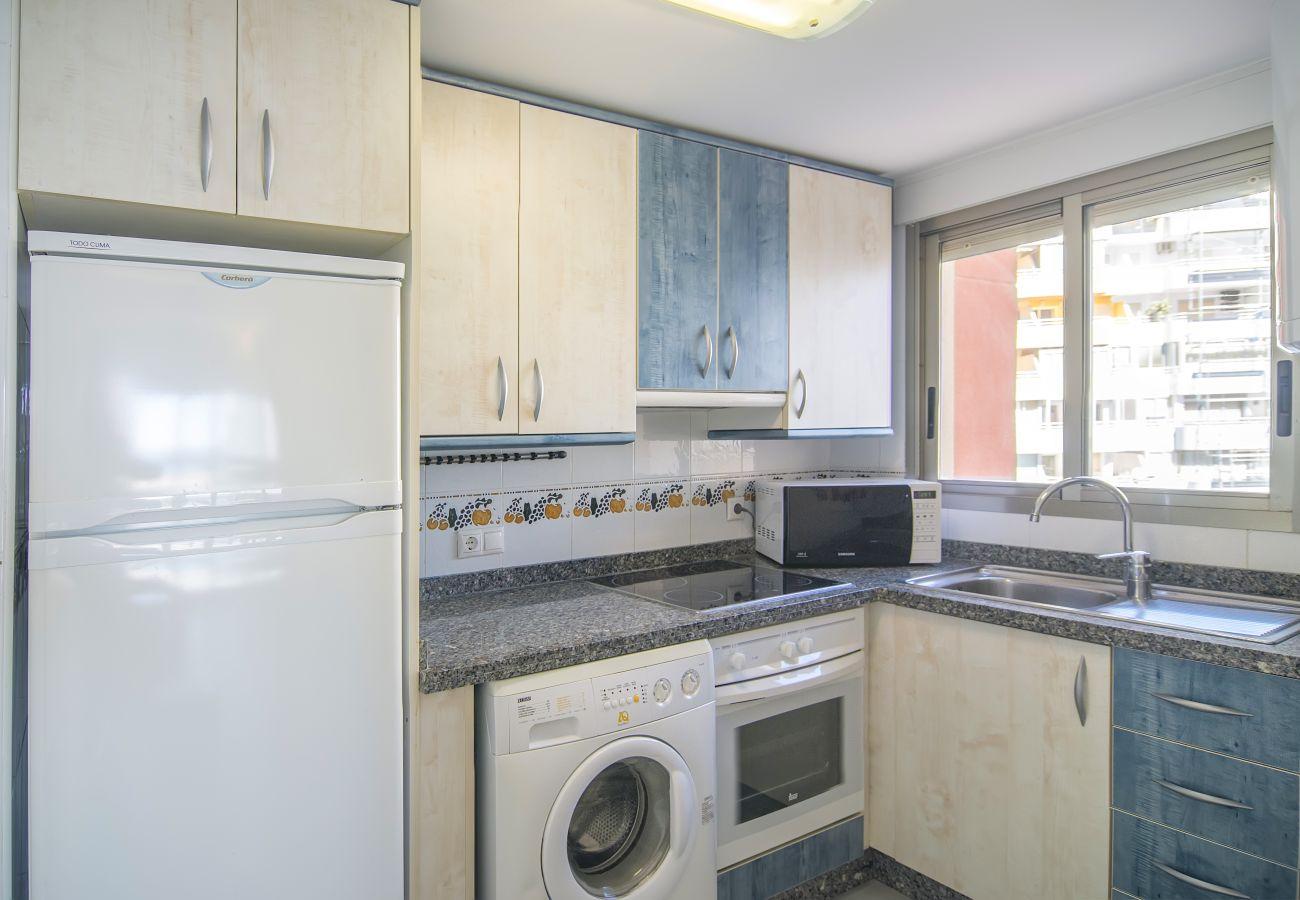 Apartamento en Calpe - HIPOCAMPOS - 43A