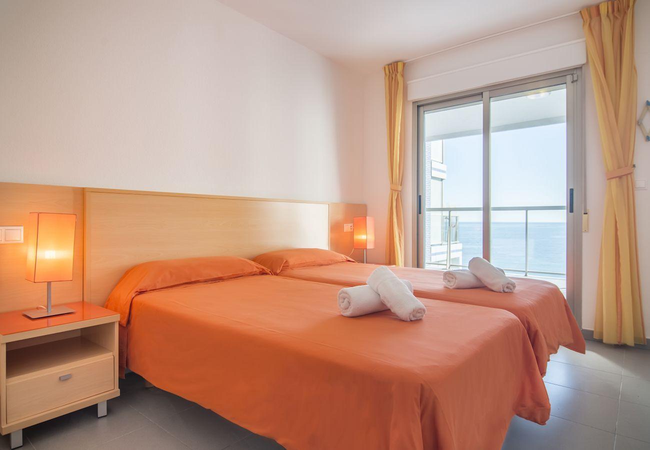 Apartamento en Calpe - HIPOCAMPOS - 45A