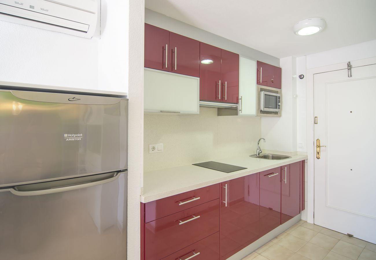 Apartamento en Calpe - PARAISOMAR - 411B