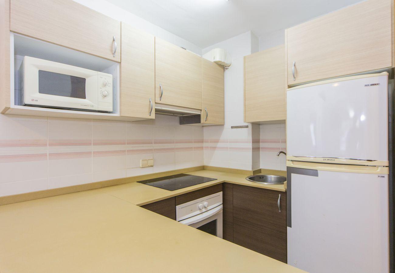 Apartamento en Calpe - BAHÍA MAR 2 DORMITORIOS
