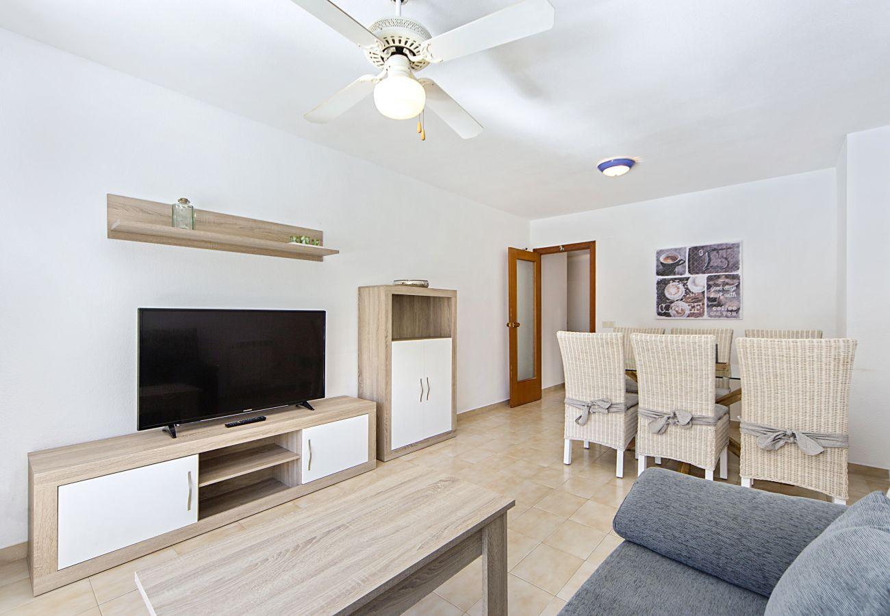 Apartamento en Calpe - PARAISOMAR - 32D