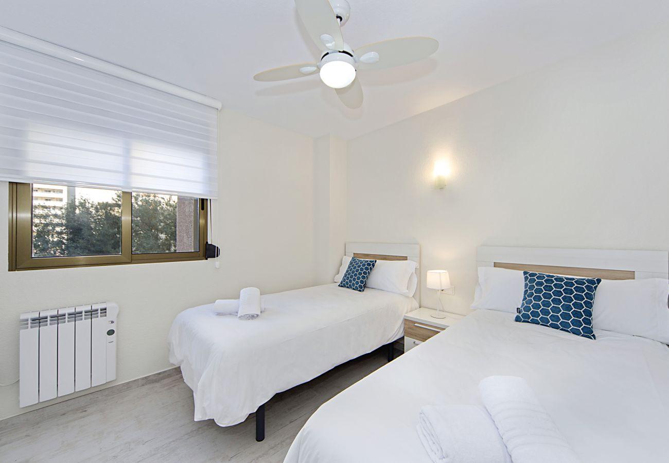 Apartamento en Calpe - PARAISOMAR - 22A
