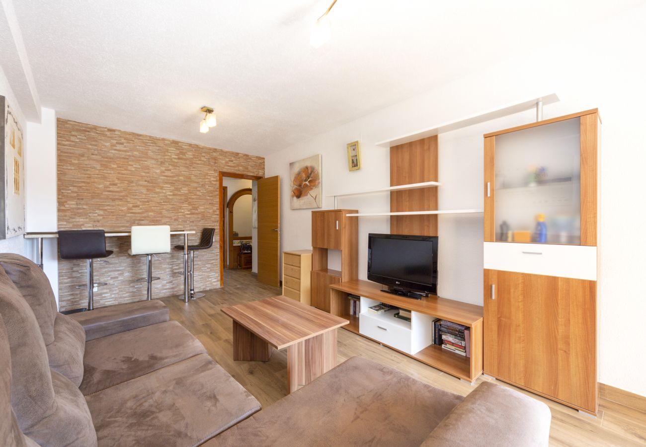 Apartamento en Calpe - VORAMAR 2 DORMITORIOS