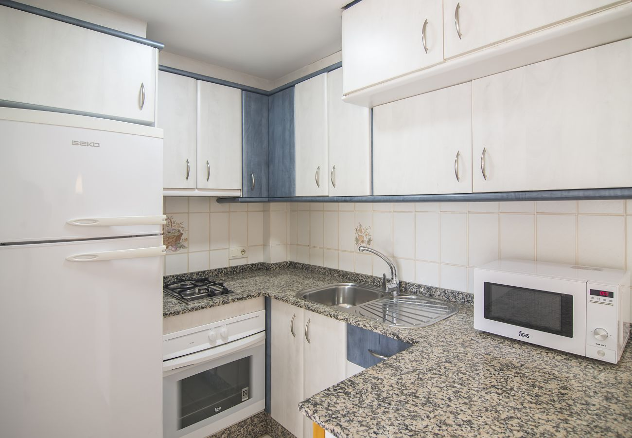 Apartamento en Calpe - PARAISO MAR 1 DORMITORIO