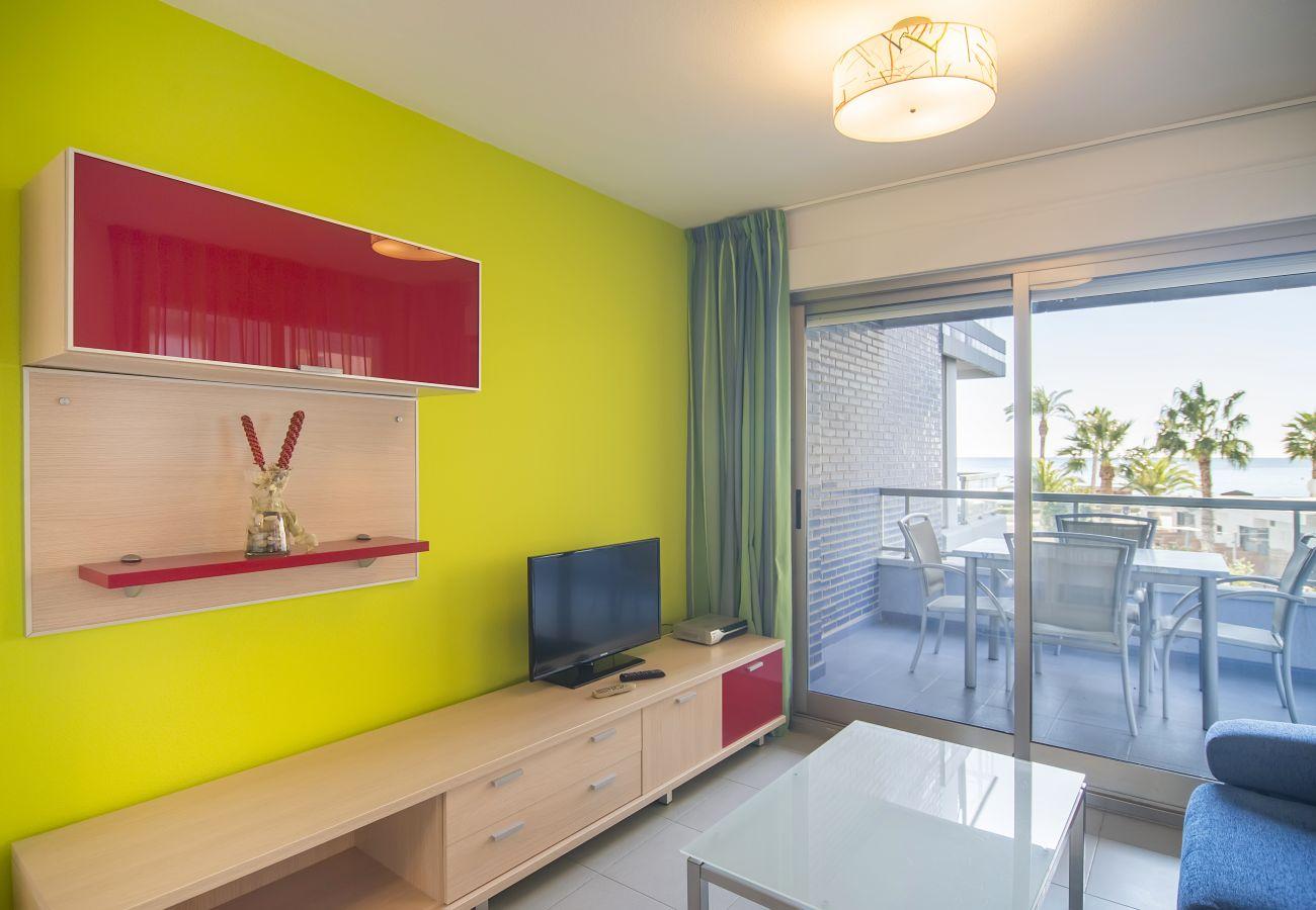 Apartamento en Calpe - HIPOCAMPOS 1 DORMITORIO