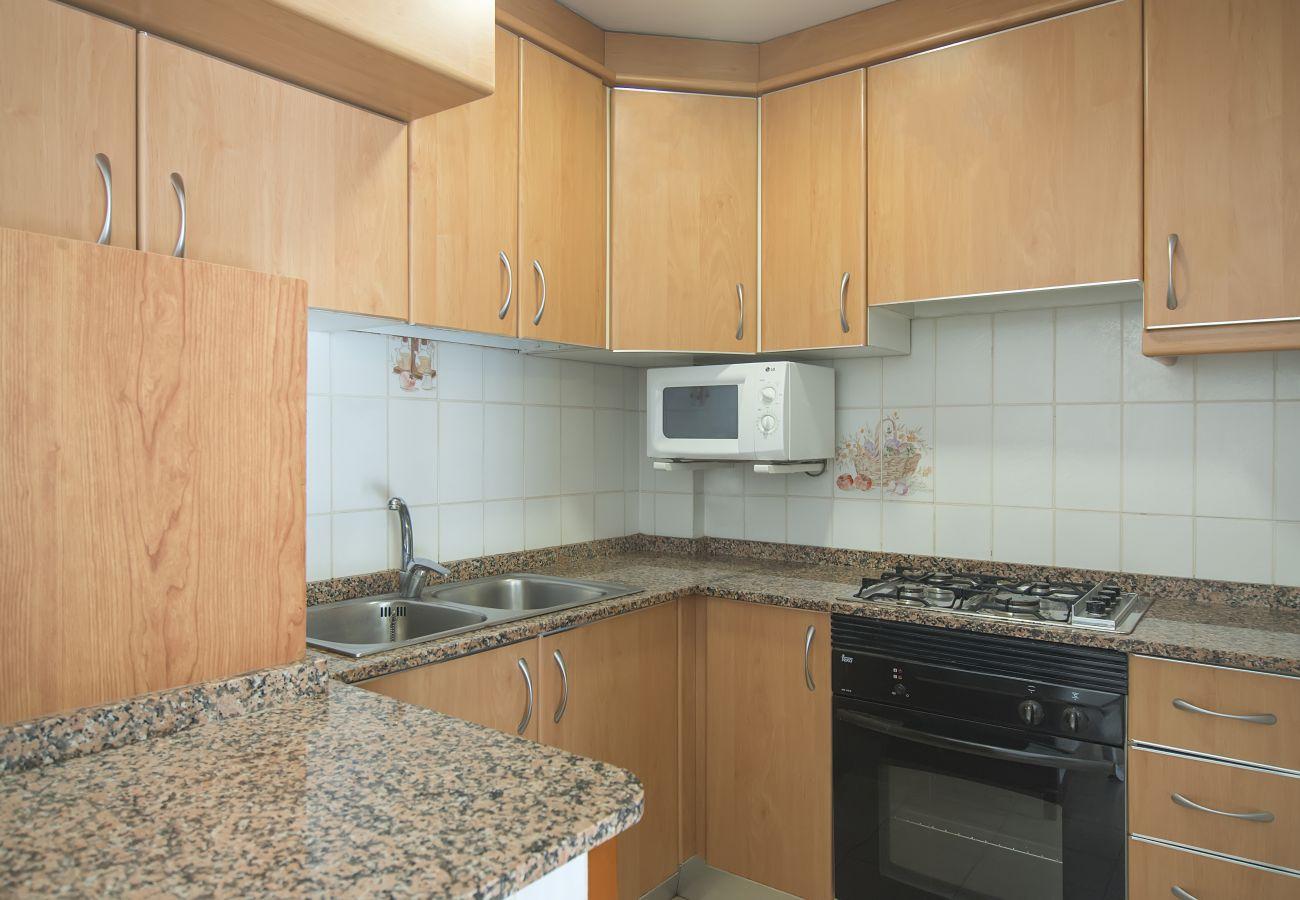 Apartamento en Calpe - PARAÍSO MAR 1 DORMITORIO