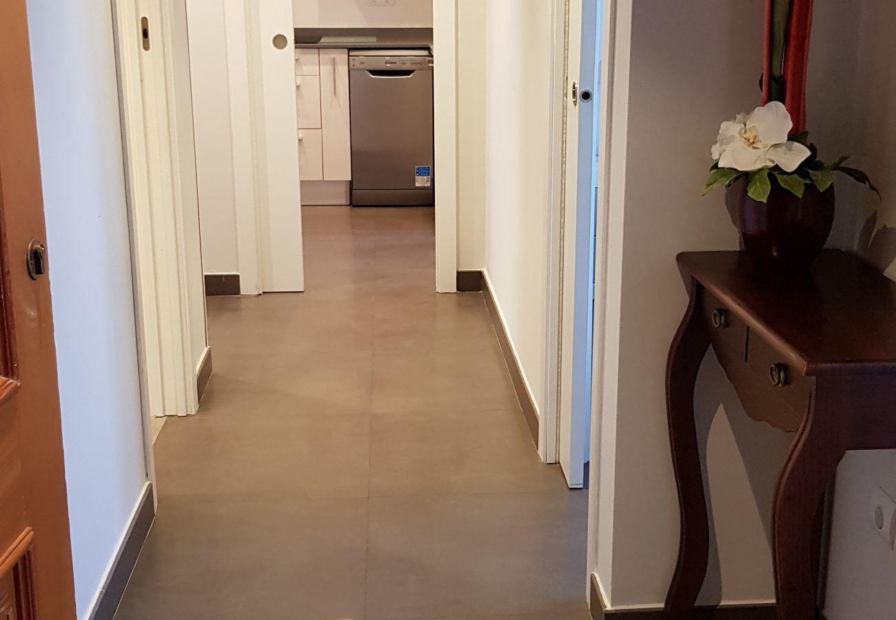 Apartamento en Calpe - 2 DORMITORIOS PARAÍSO MAR