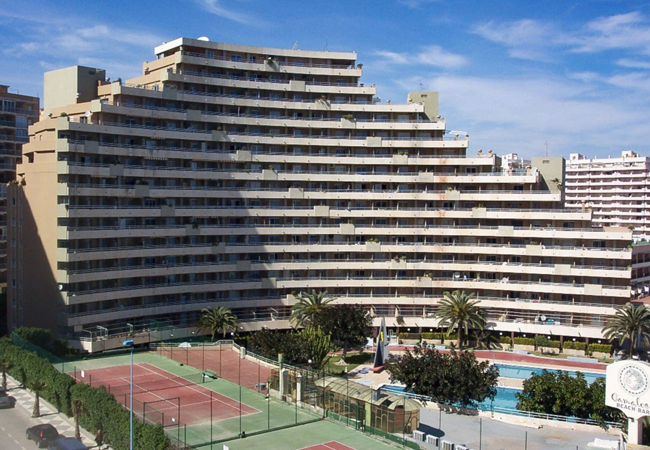 Ferienwohnung in Calpe - PISTAS DE TENIS / TENNIS COURTS