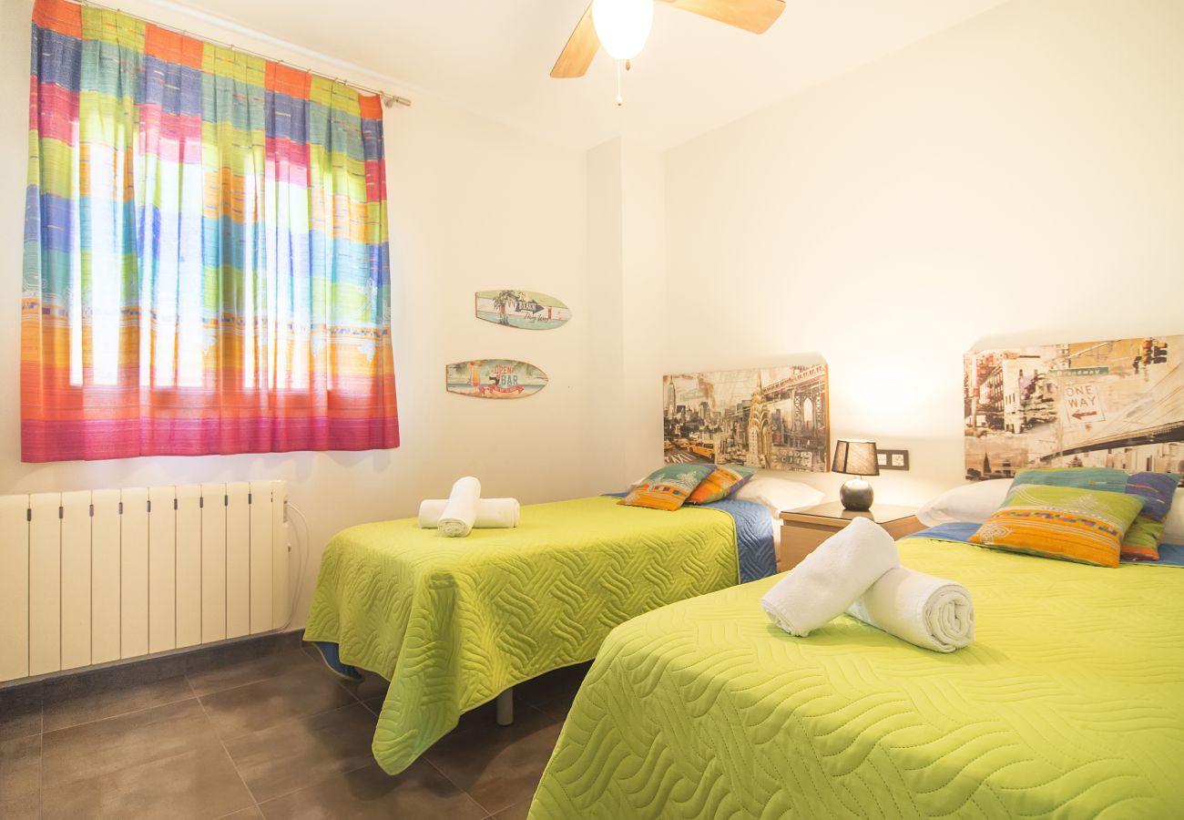 Ferienwohnung in Calpe / Calp - PARAISOMAR - 45A