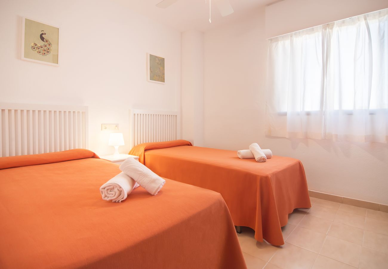 Ferienwohnung in Calpe / Calp - PARAISOMAR - *46D