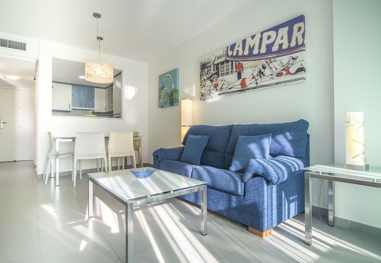 Ferienwohnung in Calpe / Calp - HIPOCAMPOS - 21B