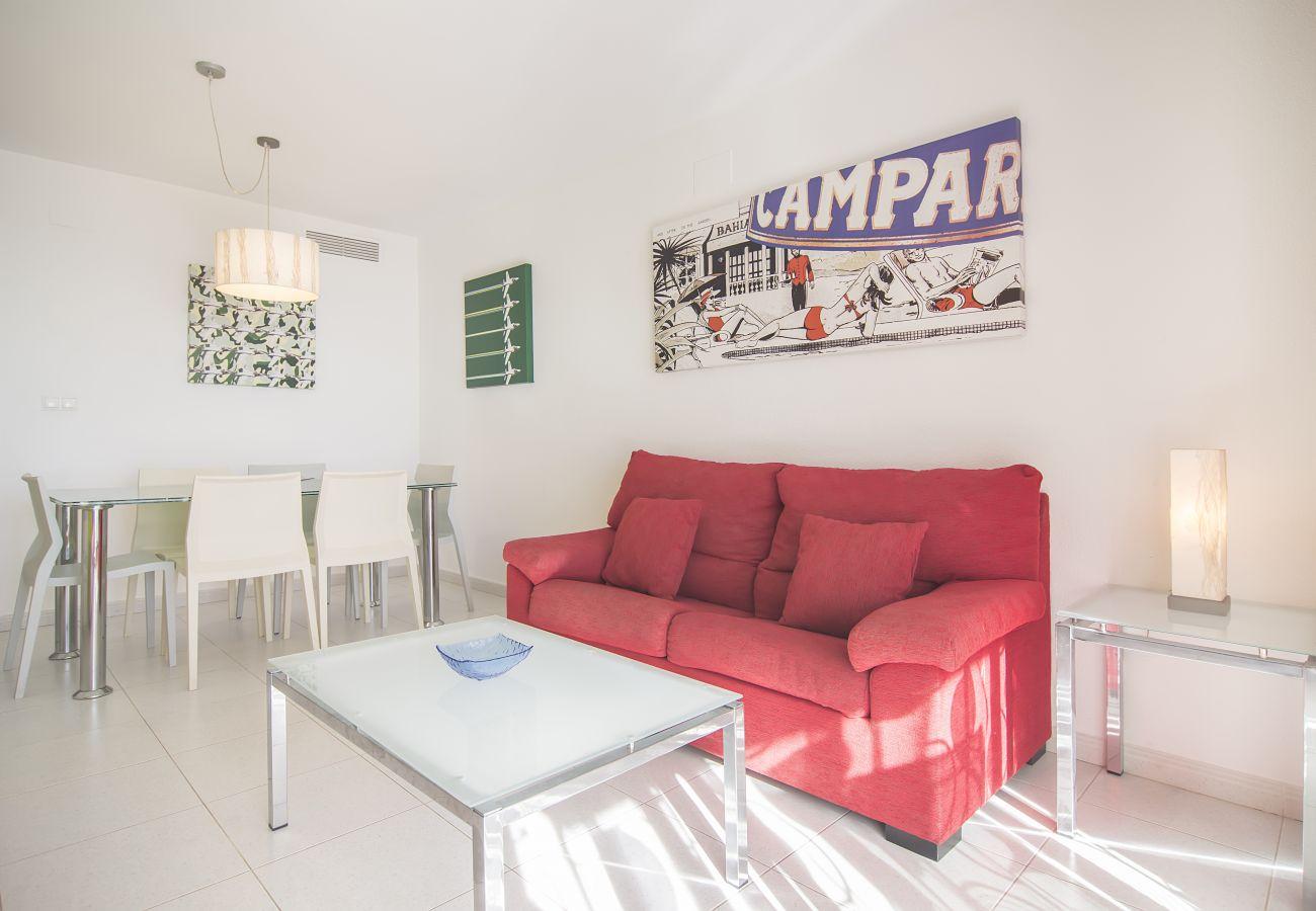 Ferienwohnung in Calpe / Calp - HIPOCAMPOS - 22A