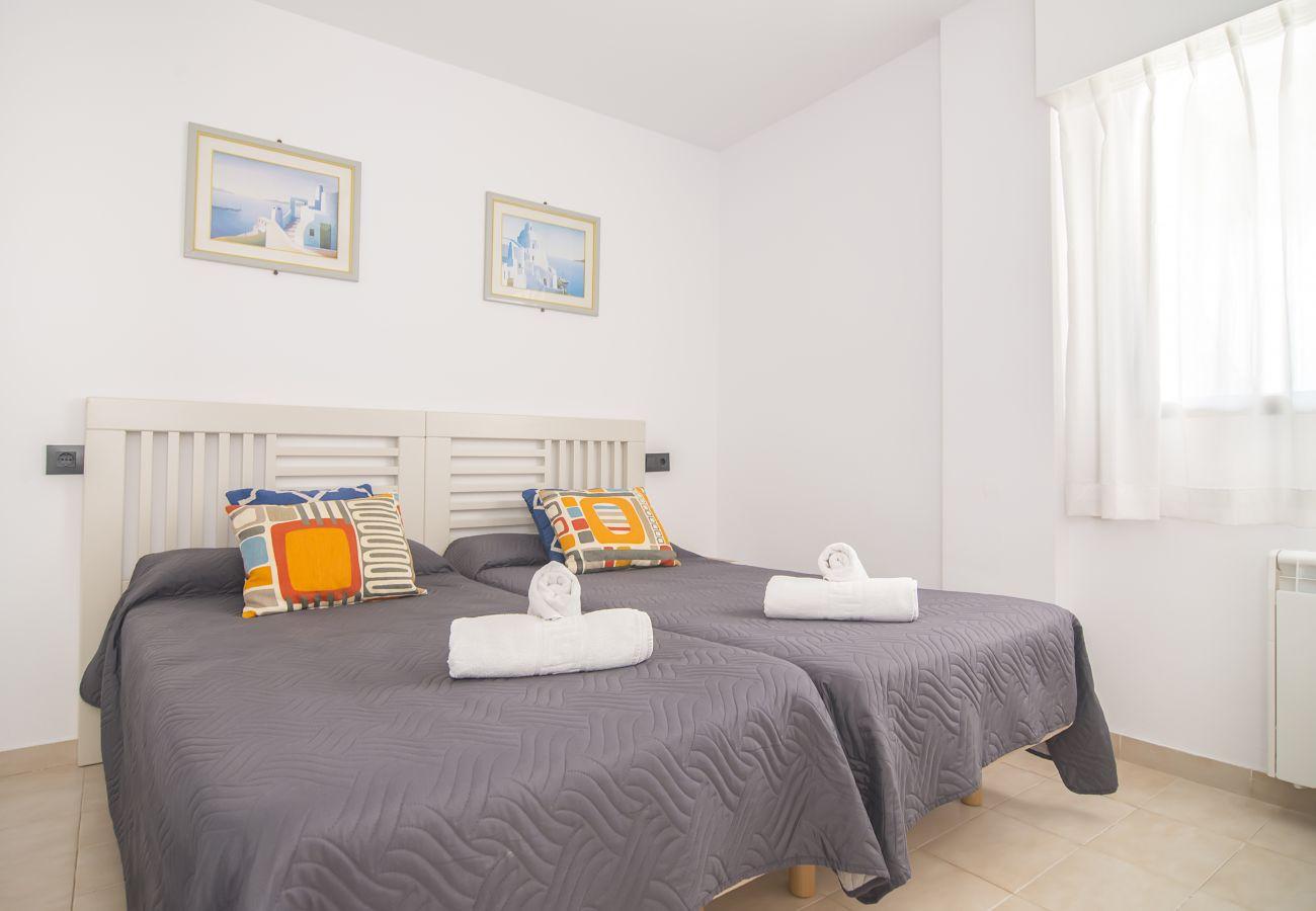 Ferienwohnung in Calpe / Calp - PARAISOMAR - 44C