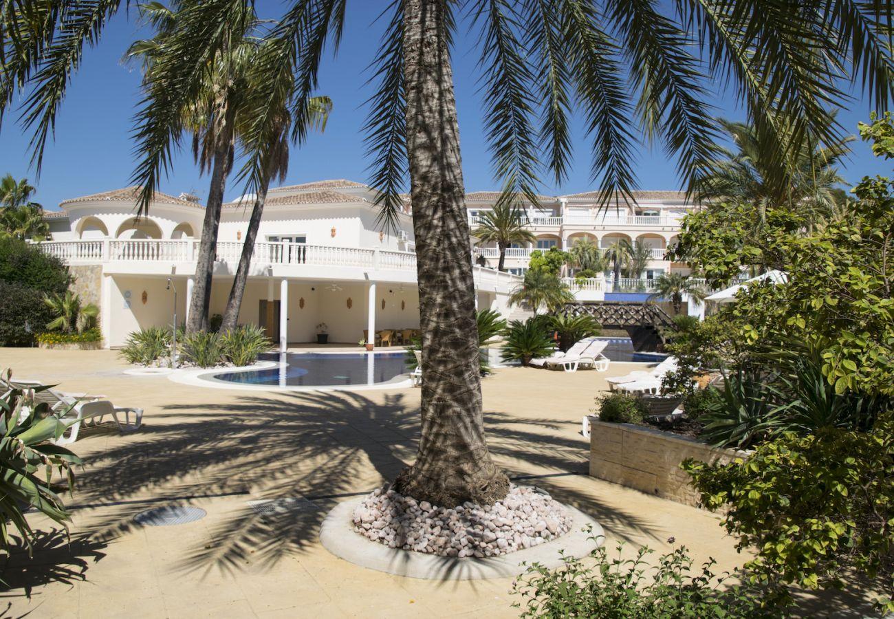 Ferienwohnung in Benissa - COMPLEJO VACACIONAL CASABLANCA
