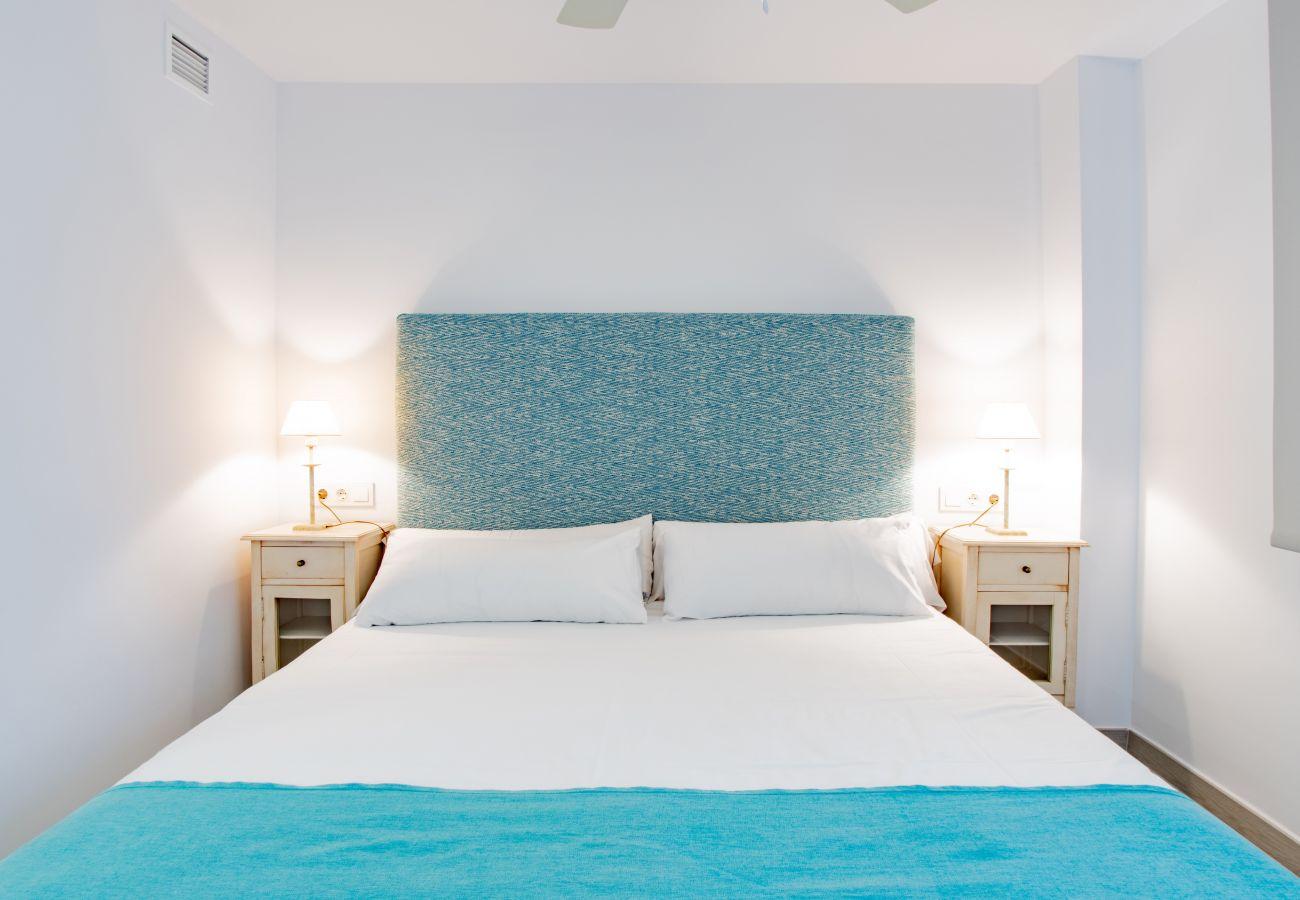 Apartment in Calpe / Calp - PARAISOMAR - 28CD