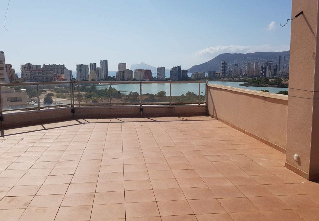 Penthouse in Calpe / Calp - ATICO HIPOCAMPOS PENTHOUSE