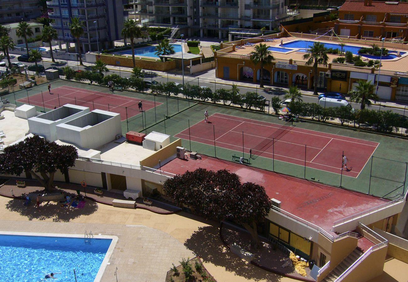 Apartment in Calpe - PISTAS DE TENIS / TENNIS COURTS