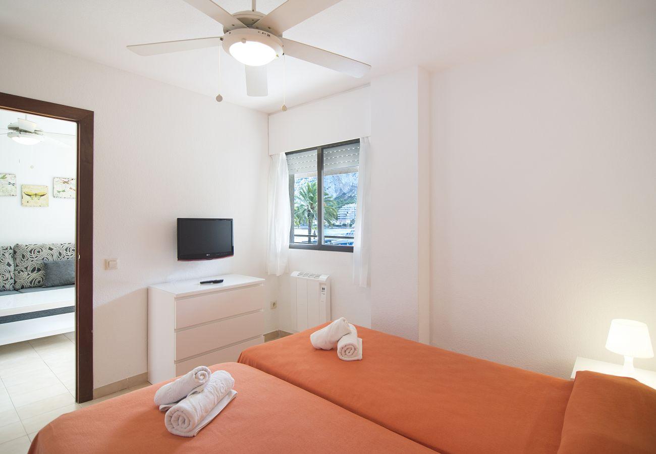 Apartment in Calpe / Calp - PARAISOMAR - *12B