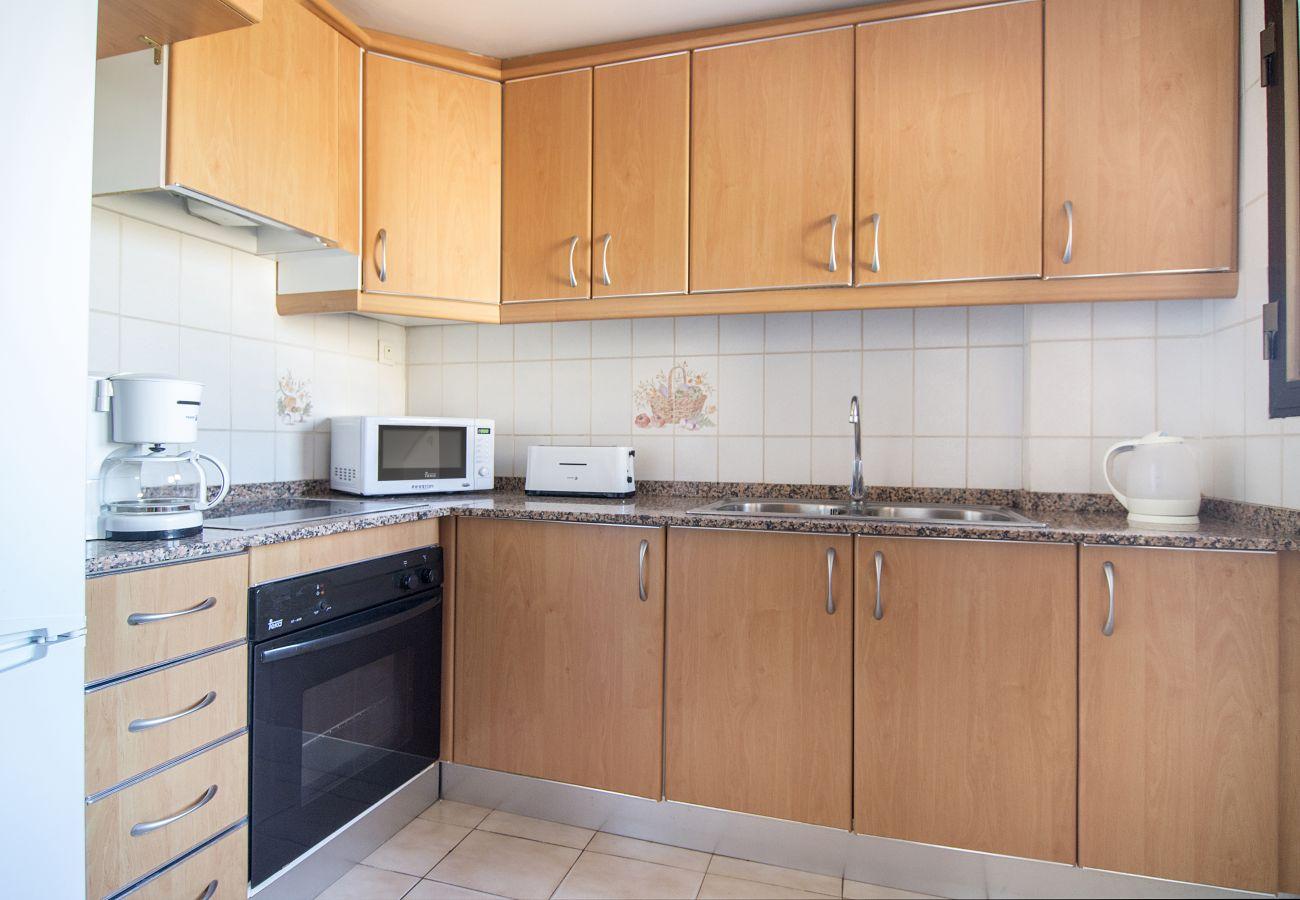Apartment in Calpe / Calp - PARAISOMAR - *38A