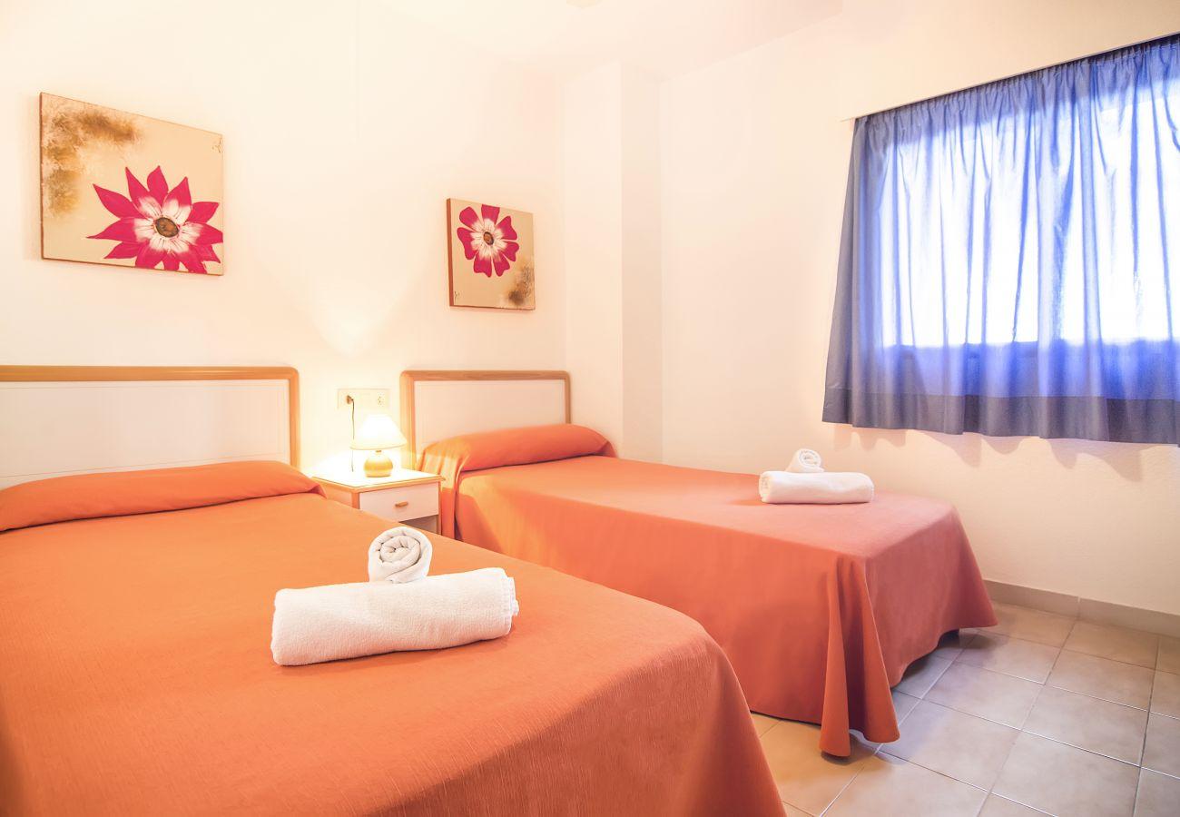 Apartment in Calpe / Calp - PARAISOMAR - 42D