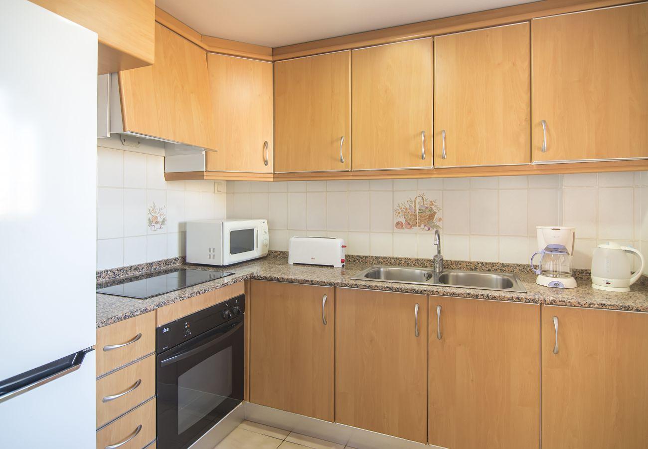 Apartment in Calpe / Calp - PARAISOMAR - *311A