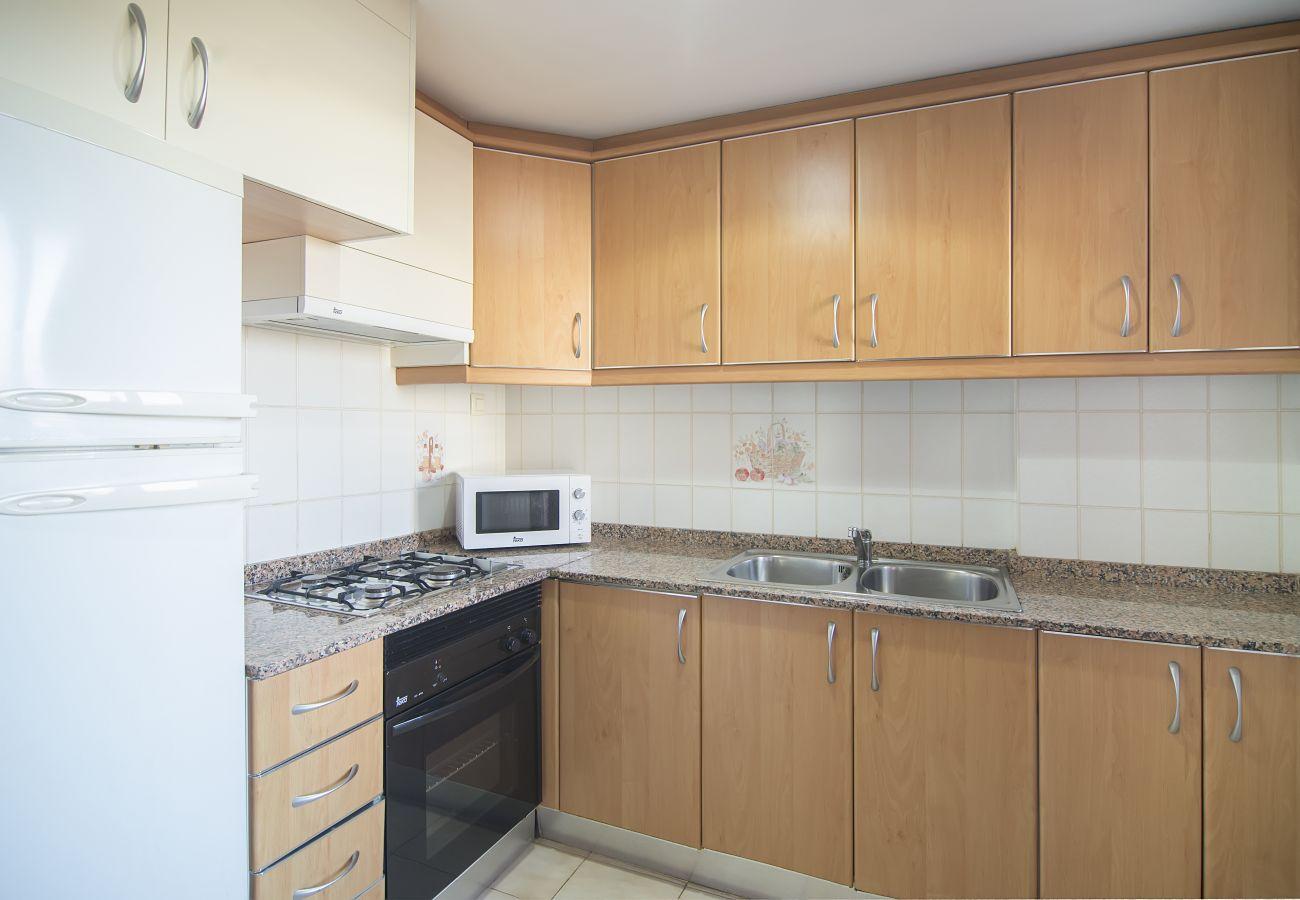 Apartment in Calpe / Calp - PARAISOMAR - 34A