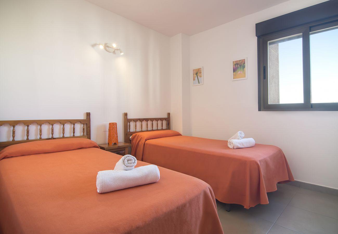 Apartment in Calpe / Calp - PARAISOMAR - 410D